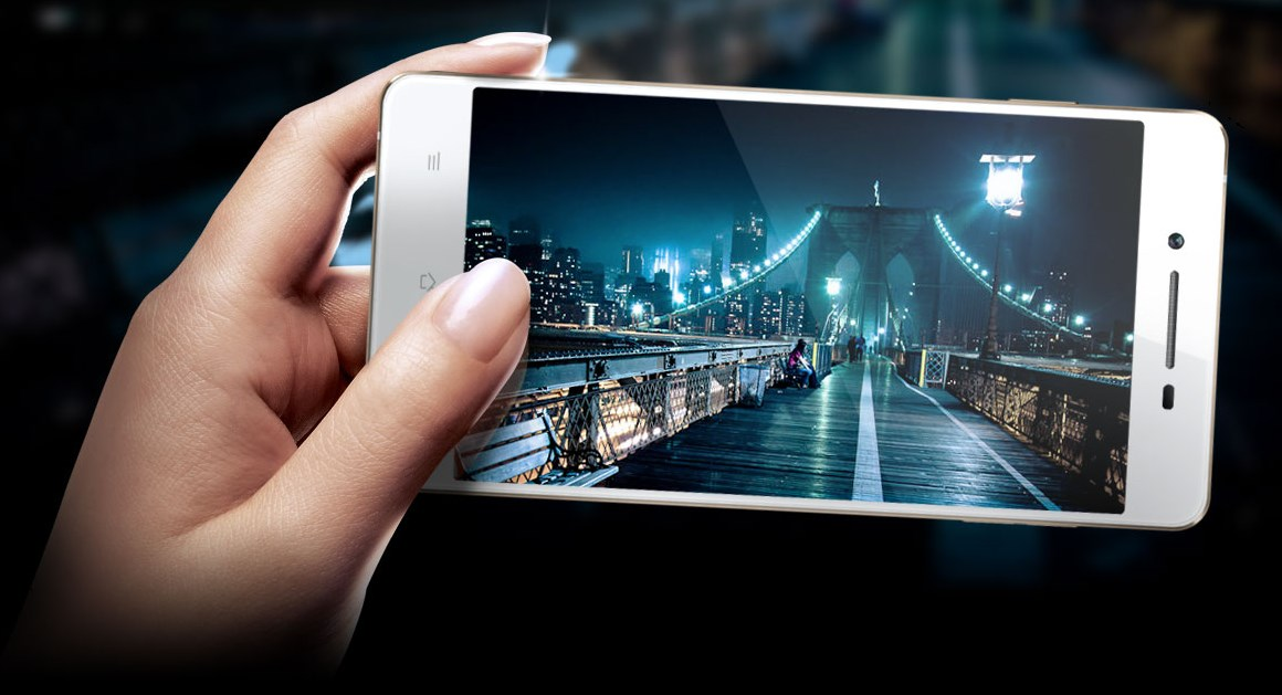 Android oppo r1 Smartphone