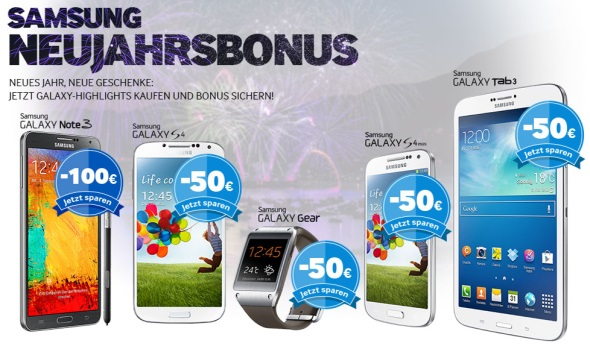 Android cashback deal galaxy Samsung