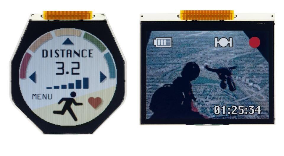 Display lcd screen smartwatch