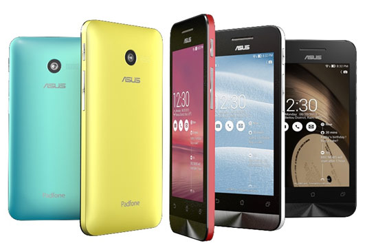 6 Zoll Android Asus CES2014 ZenFone