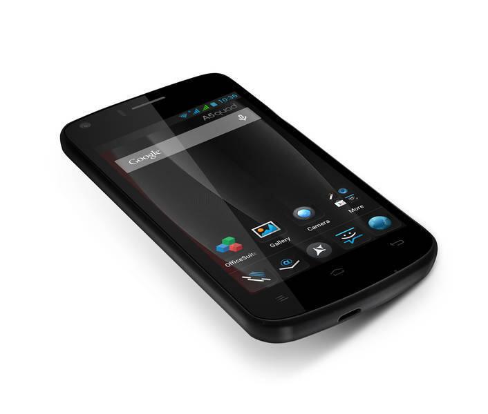 allview Android günstig quad core Smartphone