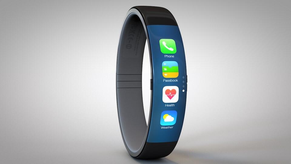 Apple fitness iOS Wearable