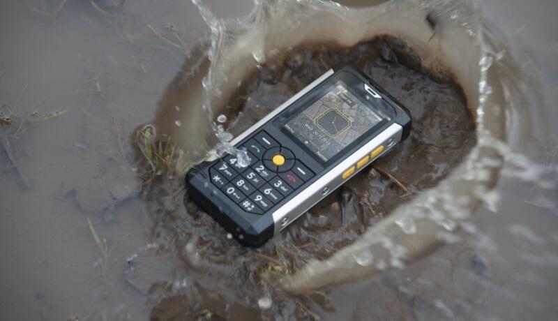 cat CES2014 Handy phone
