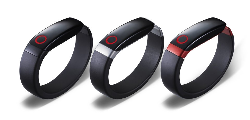 Android fitness iOS LG Lifeband Lifeband touch