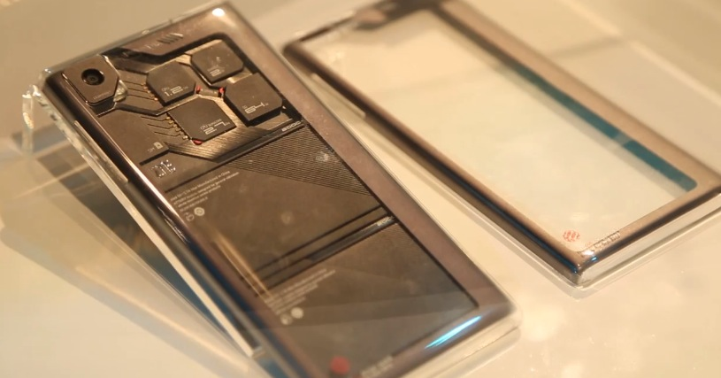CES2014 Modular Smartphones ZTE