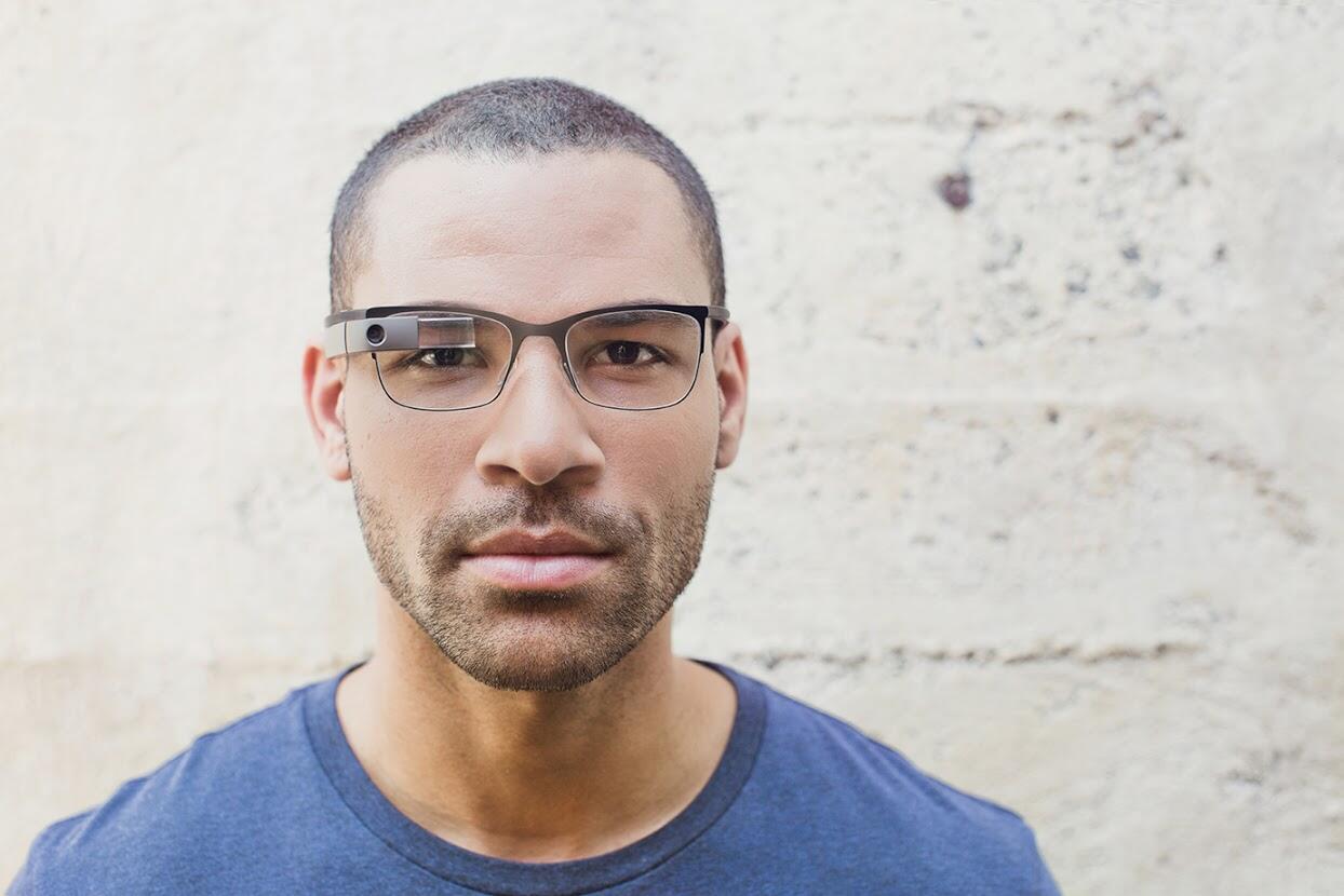 Android Glass Google rahmen