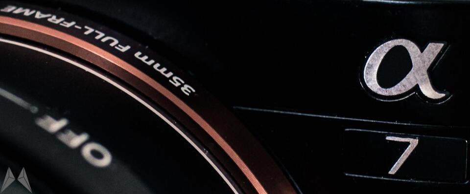 1 Erste Eindrücke Kamera Sony sony a7