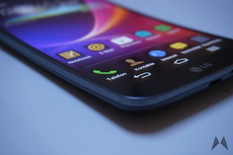 Android Display LG Zukunft