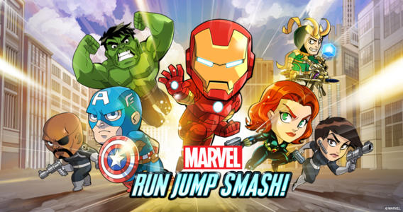 Android iOS marvel Windows Phone