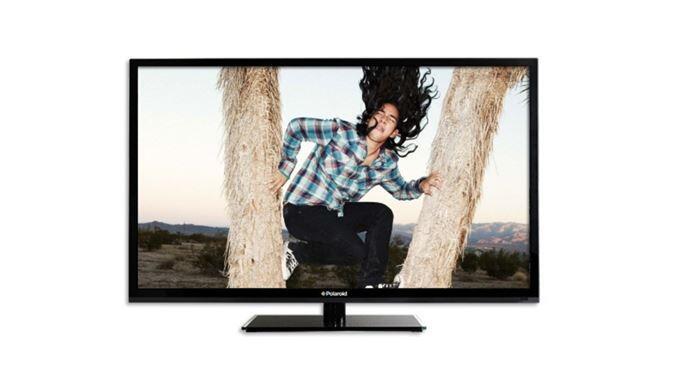 4k CES2014 polaroid TV