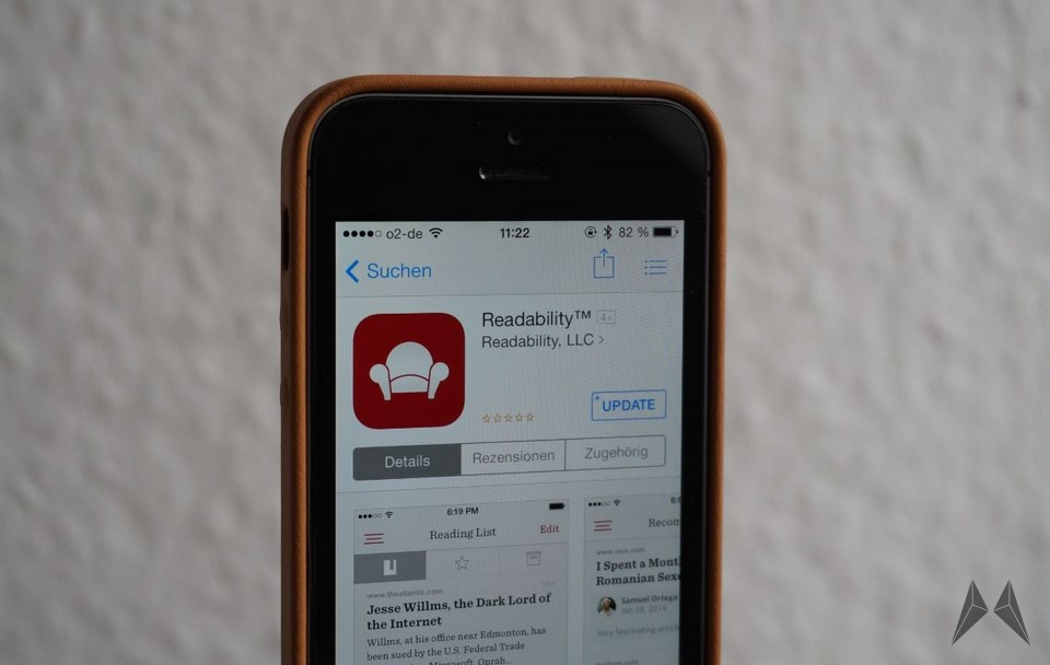 iOS iPad iphone readability