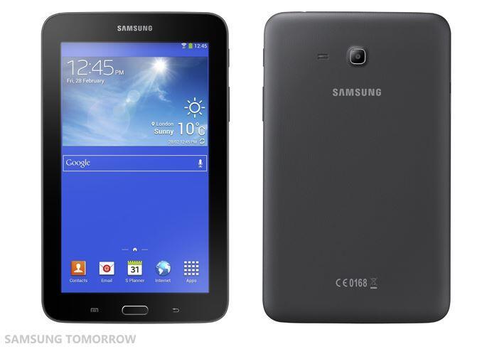 Android galaxy samusng tab
