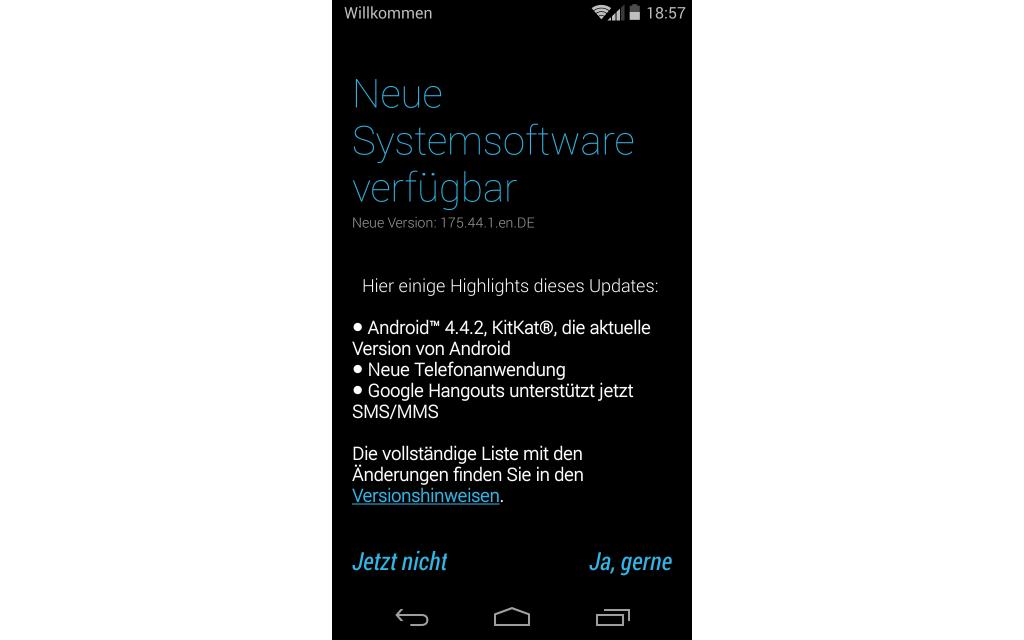 Android Firmware Moto G Motorola ota Update