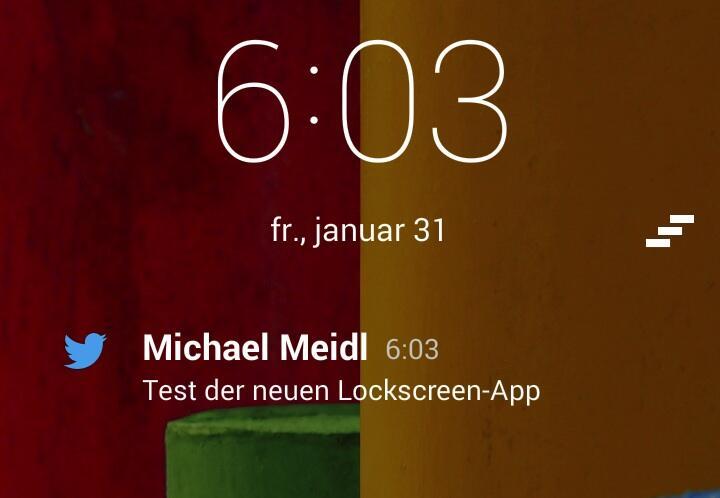 Android lockscreen Tool