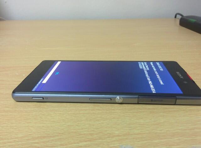 Android Leak Smartphone Sony Sony D6503 xda