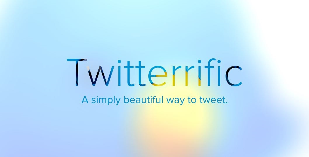 iOS iphone twitter twitterrific