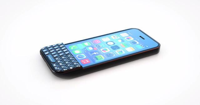 blackberry klage Patente Patentstreit Startup Tastatur Typo Products zubehör