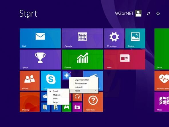 Firmware Leak microsoft os screenshots Update 1 Windows 8.1