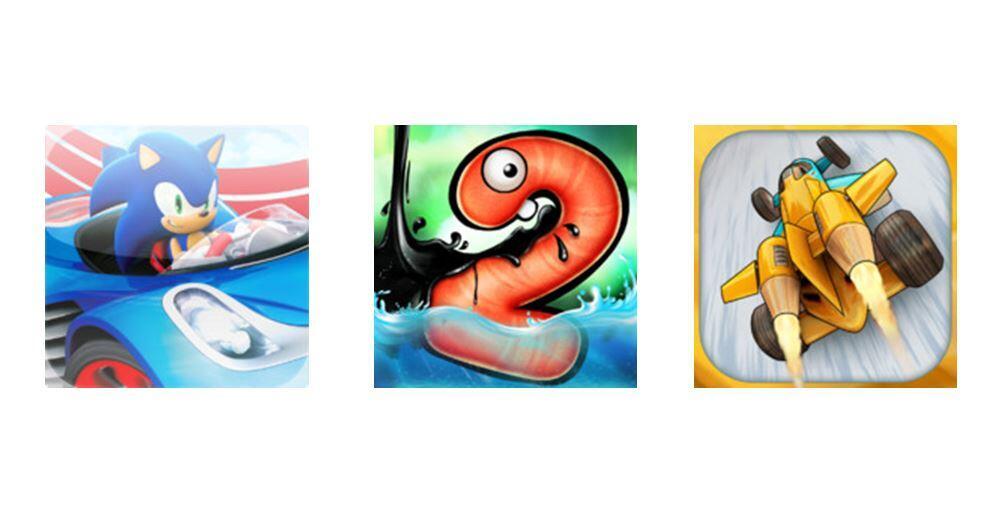 Apple feed me oil iOS iPad iphone sonic Spiele