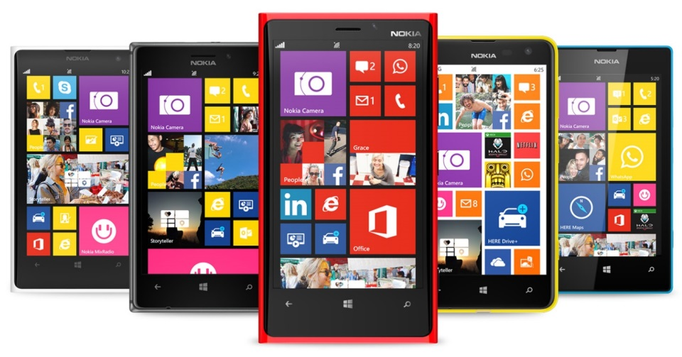 black Lumia Nokia Update