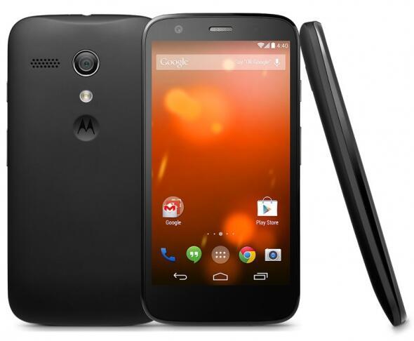 Android Android 4.4 Google kitkat Moto G Motorola