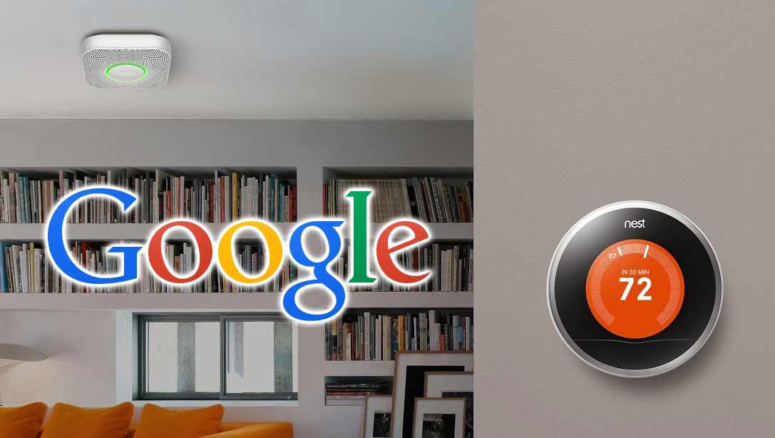 Google nest smart home