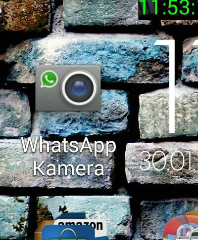 Android beta Update whatsapp Widgets