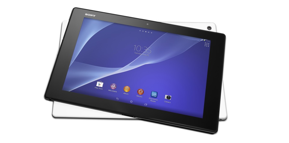 MWC2014 Sony tablet Xperia
