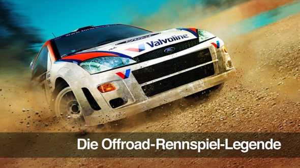 Android colin mcrae rally games rennspiel Spiele