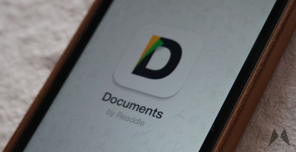 Documents iOS readdle Update