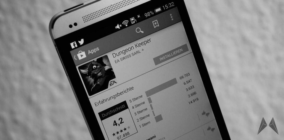Android ea freemium