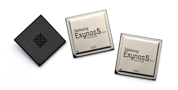 cpu MWC2014 prozessor Samsung