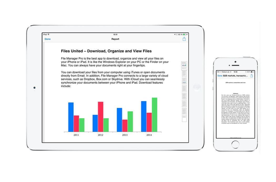iOS iPad iphone office