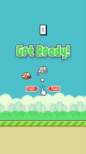 Android Flappy Birds games Spiele