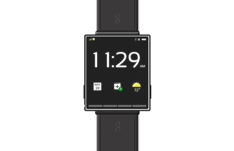 Android Google IO2014 smartwatch