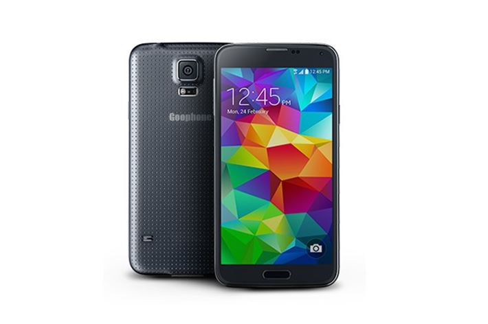 Android galaxy Galaxy S5 Goophone MWC2014 s5 Samsung