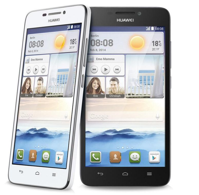 Android Ascend G630 Huawei MWC2014