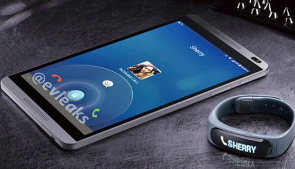 evleaks Huawei Leak MWC2014 Phablet Smartphone