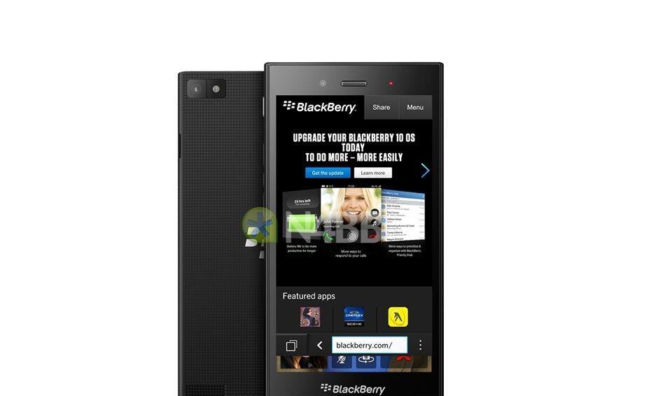 blackberry MWC2014 z3