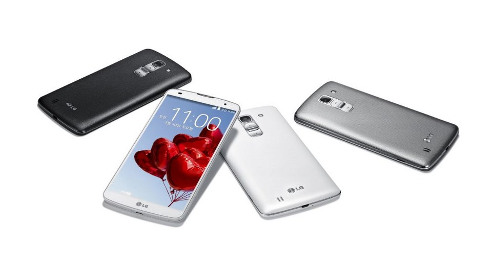 Android g pro LG MWC2014