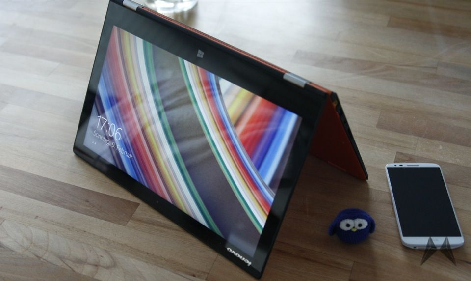 Convertible lenovo Lenovo Yoga 3 Pro Notebook Windows yoga