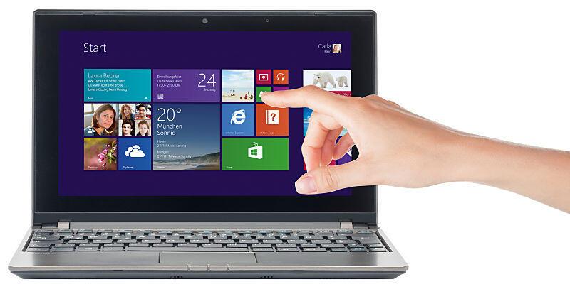 aldi ALDI Nord aldi süd günstig medion Multitouch Notebooks Windows