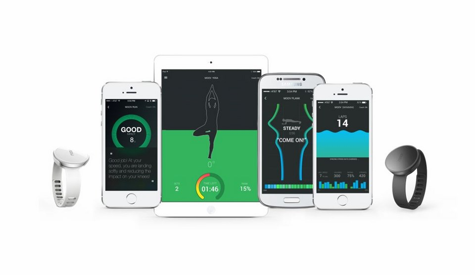 Android fitness iOS