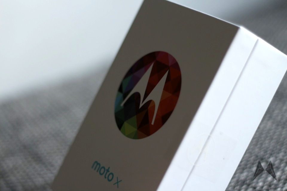 Android moto Motorola x1
