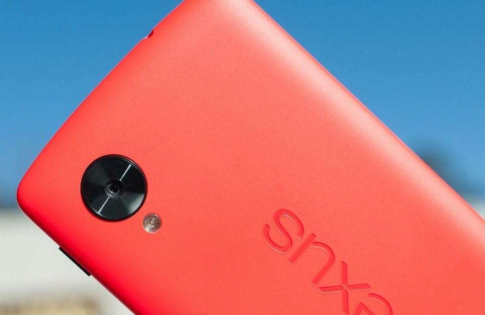 Android Google nexus rot