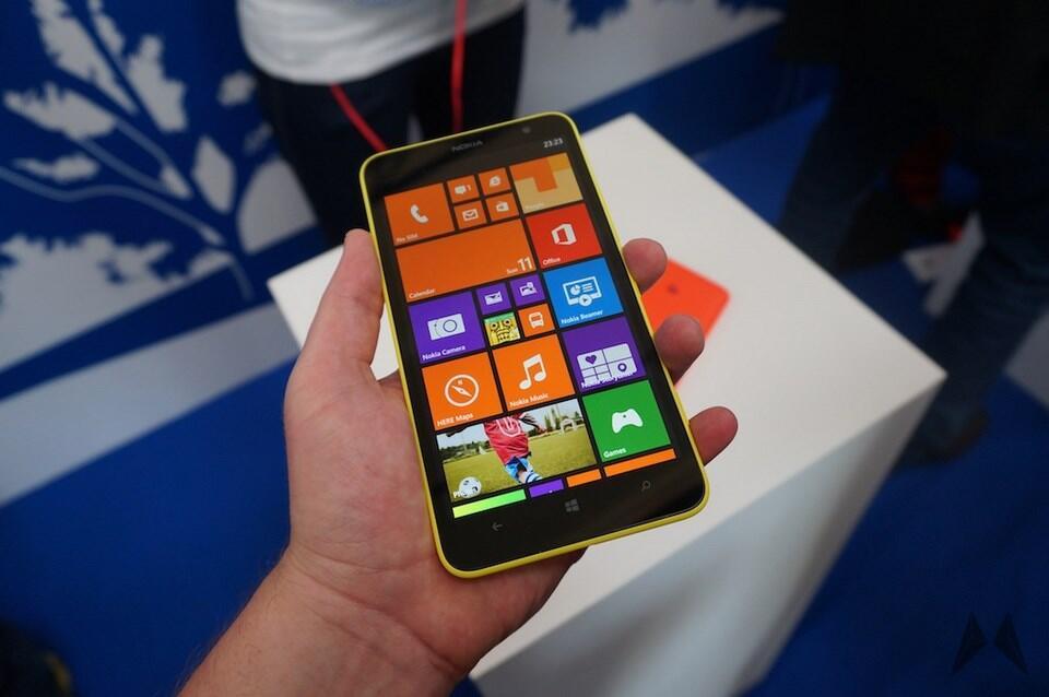1320 Lumia Nokia Windows Phone