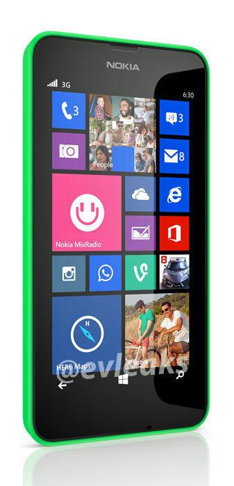 Lumia 630 MWC2014 Nokia Smartphone Windows Phone