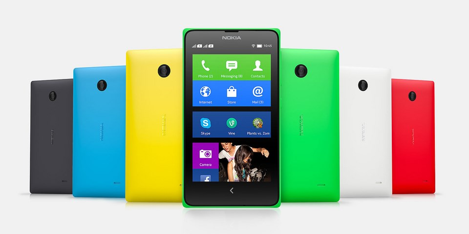 Android MWC2014 Nokia x