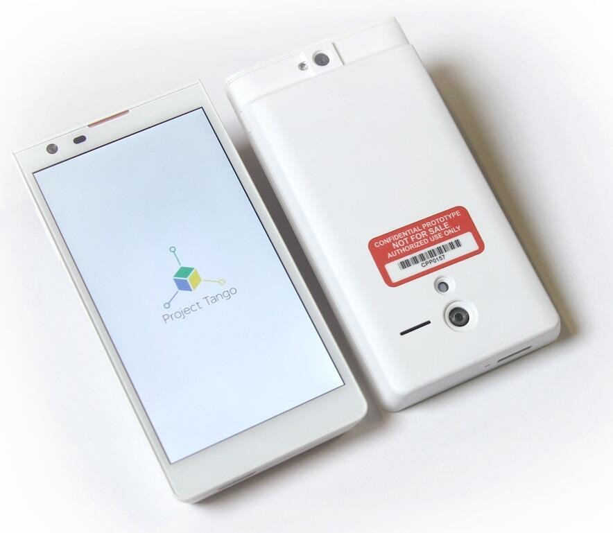 Google Smartphone tango