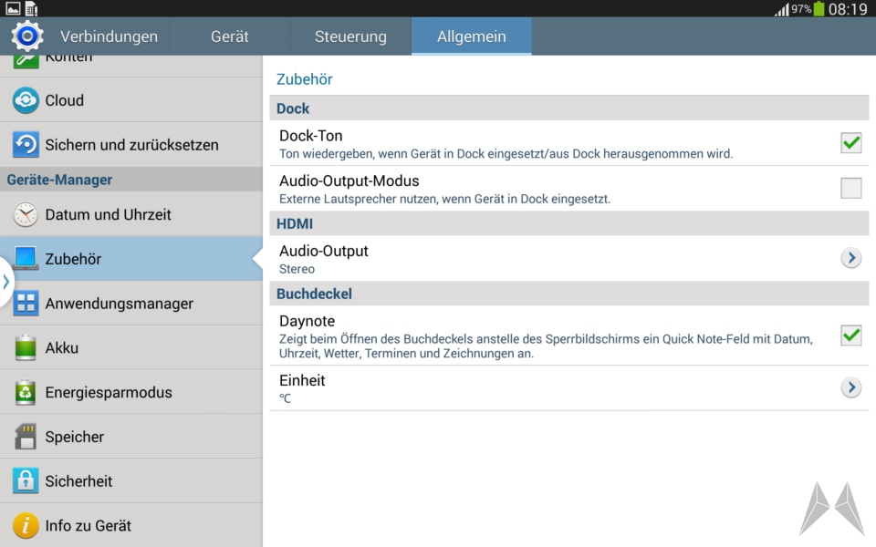 Samsung Galaxy Note 10.1 2014 Edition im Test » Bild ...